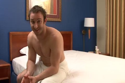 A cook jerking And A Massage From sexy homosexuals