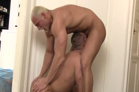 A homosexual couple enjoy A filthy Sex Session