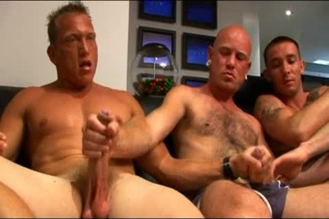 Jason Dan Rick Hj blowjob 69 fuck jerk off