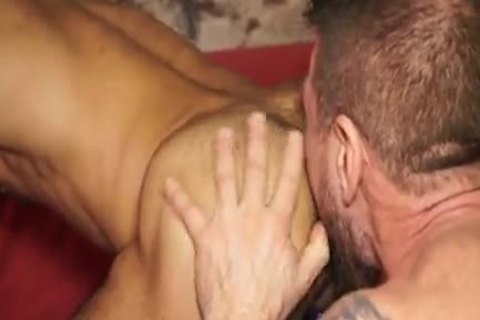 Rocco Steele bangs His massive rod BB